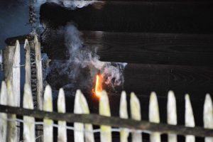 UPDATE !! Toch slachtoffers bij stalbrand in Warmond