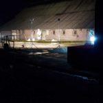 20 tot 25 stieren komen om bij een stalbrand in Radewijk (Update)