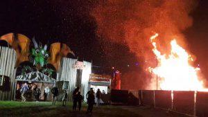 En toen ging het bijna mis bij vuurfestival Meddo